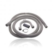 Afvoerslang voor Whirlpool en Bauknecht vaatwassers - 200cm alternatief