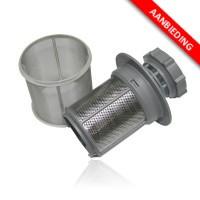Filter voor Bosch en Siemens vaatwassers - 3-delig microfilter